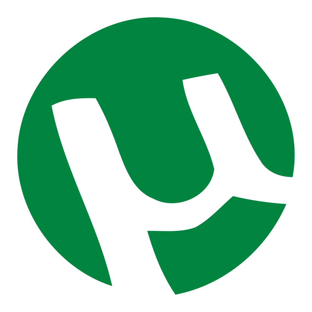 logo uTorrent 3.5.0 Build 43580